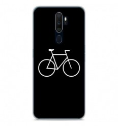 Coque en silicone Oppo A5 2020 - Bike Hipster