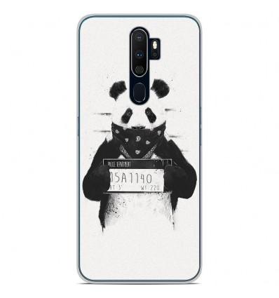 Coque en silicone Oppo A9 2020 - BS Bad Panda