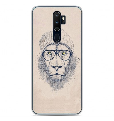 Coque en silicone Oppo A9 2020 - BS Cool Lion