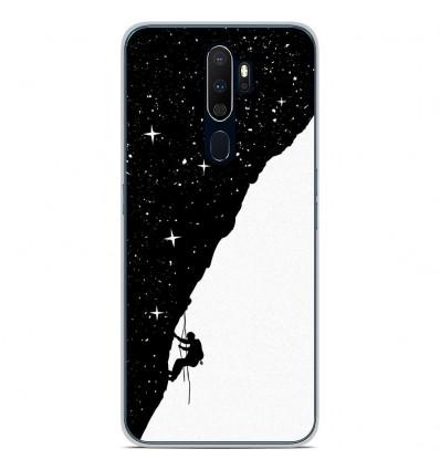 Coque en silicone Oppo A9 2020 - BS Nightclimbing
