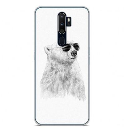 Coque en silicone Oppo A9 2020 - BS Sunny bear