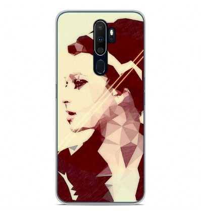Coque en silicone Oppo A9 2020 - ML Chic Mood