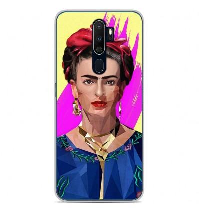 Coque en silicone Oppo A9 2020 - ML Modern Frida