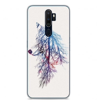 Coque en silicone Oppo A9 2020 - RF My roots