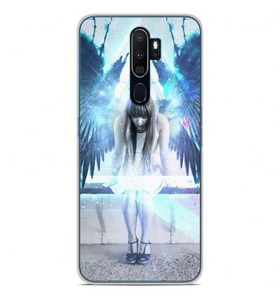 Coque en silicone Oppo A9 2020 - Angel