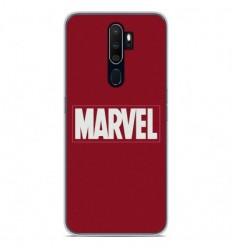 Coque en silicone Oppo A9 2020 - Marvel