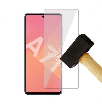 Film verre trempé - Samsung Galaxy A71 protection écran