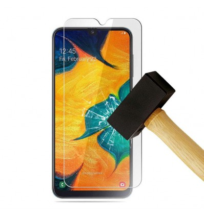Film verre trempé - Samsung Galaxy A10e protection écran