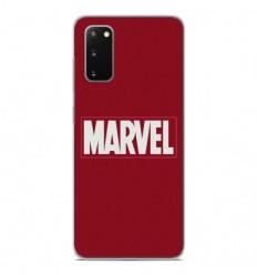 Coque en silicone Samsung Galaxy S20 - Marvel