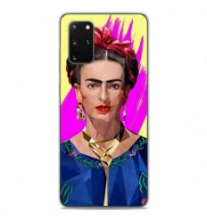 Coque en silicone Samsung Galaxy S20 Plus - ML Modern Frida