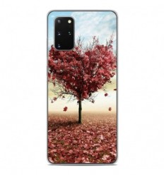 Coque en silicone Samsung Galaxy S20 Plus - Arbre Love