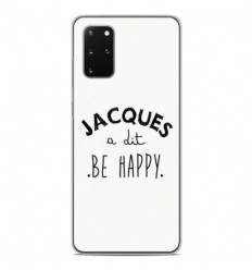 Coque en silicone Samsung Galaxy S20 Plus - Citation 05