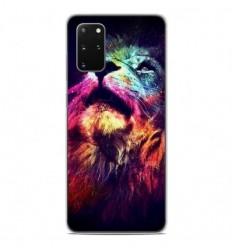 Coque en silicone Samsung Galaxy S20 Plus - Lion swag