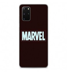 Coque en silicone Samsung Galaxy S20 Plus - Marvel