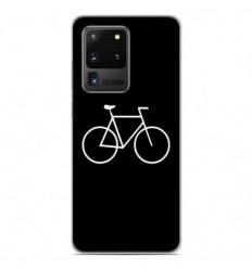Coque en silicone Samsung Galaxy S20 Ultra - Bike Hipster