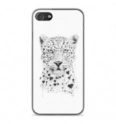 Coque en silicone Apple iPhone SE 2020 - BS Love leopard