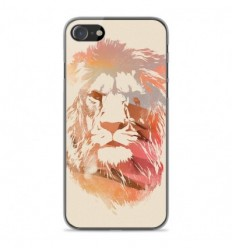 Coque en silicone Apple iPhone SE 2020 - RF Desert Lion