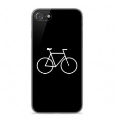 Coque en silicone Apple iPhone SE 2020 - Bike Hipster