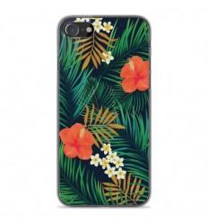 Coque en silicone Apple iPhone SE 2020 - Tropical