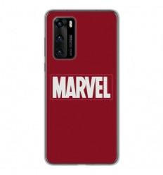 Coque en silicone Huawei P40 - Marvel
