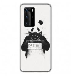 Coque en silicone Huawei P40 Pro - BS Bad Panda