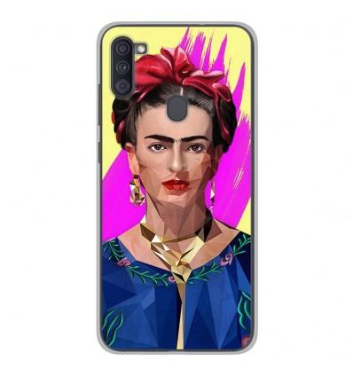 Coque en silicone Samsung Galaxy A11 - ML Modern Frida