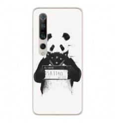 Coque en silicone Xiaomi Mi 10 / Mi 10 Pro - BS Bad Panda
