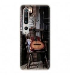 Coque en silicone Xiaomi Mi 10 / Mi 10 Pro - Guitare