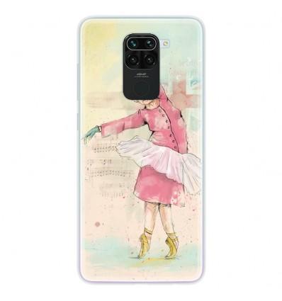 Coque en silicone pour Xiaomi Redmi Note 9 - BS Dancing Queen