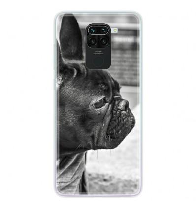 Coque en silicone Xiaomi Redmi Note 9 - Bulldog