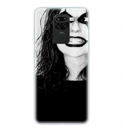 Coque en silicone Xiaomi Redmi Note 9 - Crow