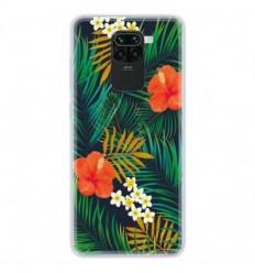 Coque en silicone Xiaomi Redmi Note 9 - Tropical