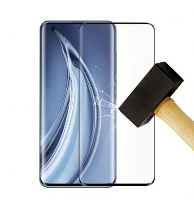 Film verre trempé 4D - Xiaomi Mi 10 / Mi 10 Pro Noir protection écran