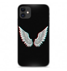 Coque en silicone Apple iPhone 11 - Ailes d'Ange