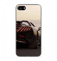 Coque en silicone Apple iPhone 7 - Lambo