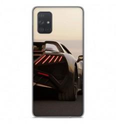 Coque en silicone Samsung Galaxy A51 - Lambo