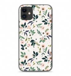 Coque en silicone Apple iPhone 11 - Flowers