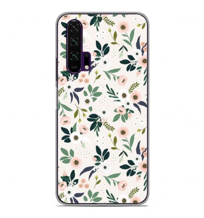 Coque en silicone Huawei Honor 20 Pro - Flowers