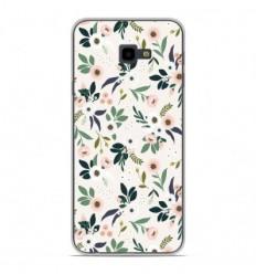 Coque en silicone Samsung Galaxy J4 Plus 2018 - Flowers