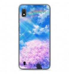 Coque en silicone Samsung Galaxy A10 - Hanami