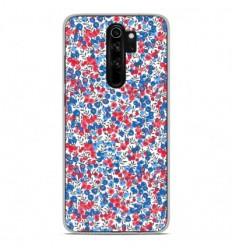 Coque en silicone Xiaomi Redmi Note 8 Pro - Liberty Wiltshire Bleu