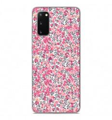 Coque en silicone Samsung Galaxy S20 - Liberty Wiltshire Rose