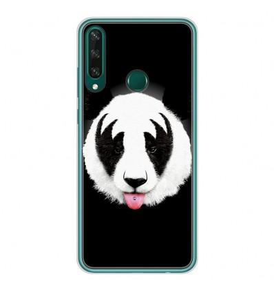 Coque en silicone Huawei Y6P - RF Kiss Of Panda
