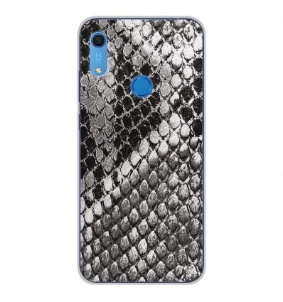 Coque en silicone Huawei Y6S - Texture Python