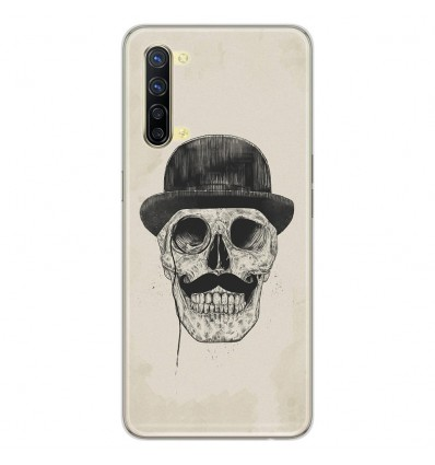 Coque en silicone Oppo Reno 3 - BS Class skull