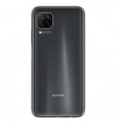 Coque Huawei P40 Lite Silicone Gel - Transparent