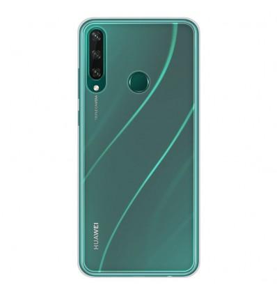 Coque Huawei Y6P Silicone Gel - Transparent
