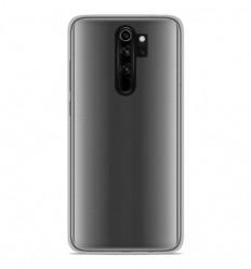 Coque Xiaomi Redmi Note 8 Pro Silicone Gel - Transparent
