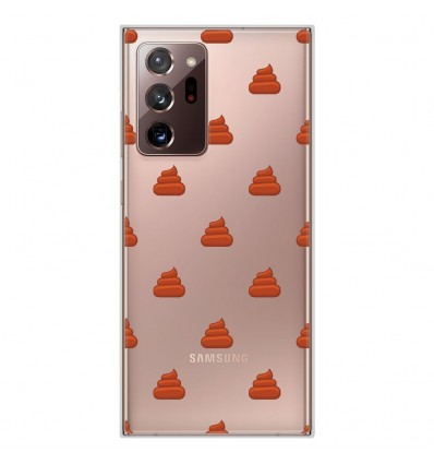 Coque en silicone Samsung Galaxy Note 20 Ultra - Caca
