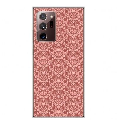 Coque en silicone Samsung Galaxy Note 20 Ultra - Baroque
